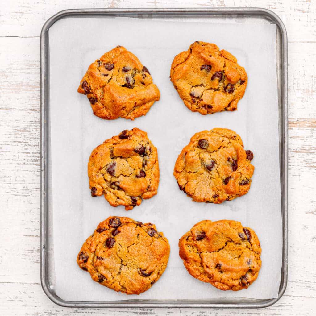 air fryer cookie dough.