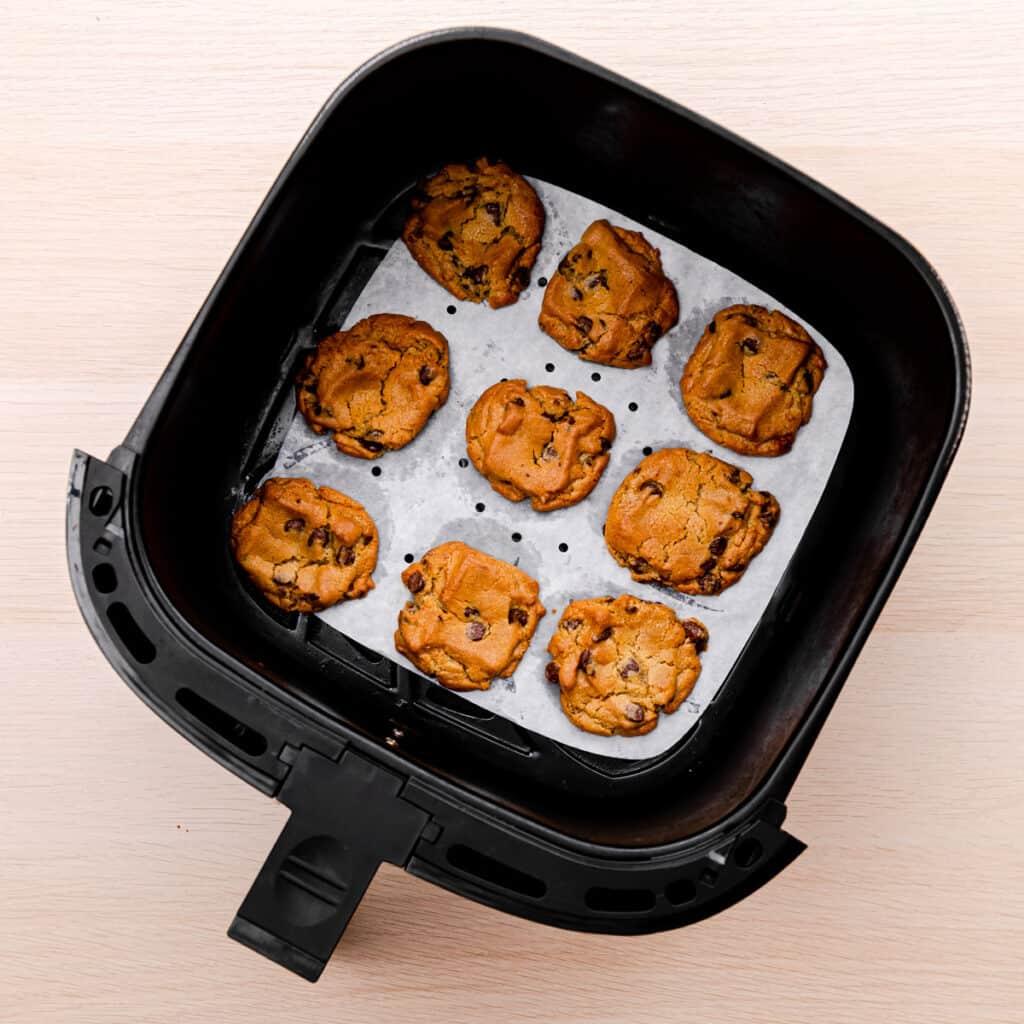 cookies in air fryer.