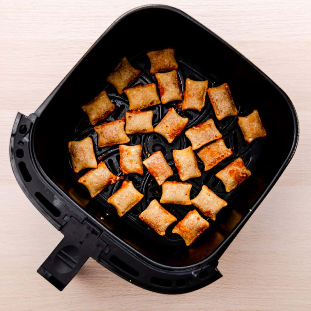 How Long You Should Cook the Frozen Pizza Rolls in the Air Fryer